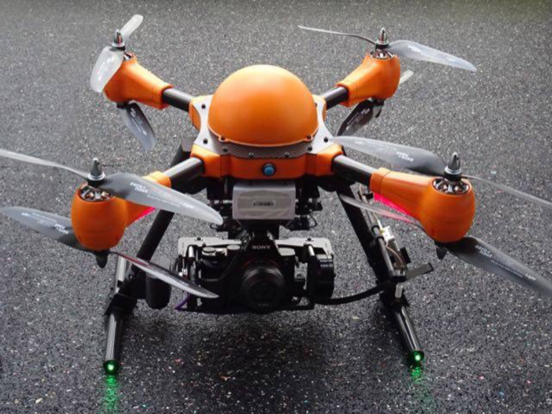 Drohnen - ISB-Henseler